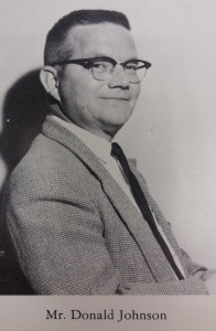 Don Johnson, 1929-2016, was a faculty member and dean at Cochise College from 1964-1989.